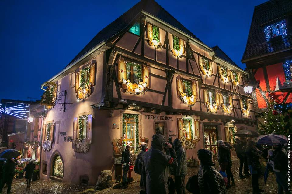 Photo of Riquewihr's Christmas Market